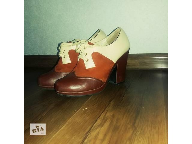 купить бу Qwen черевики 38 размер в хорошем состоянии в Сарнах (Ровенской обл.)