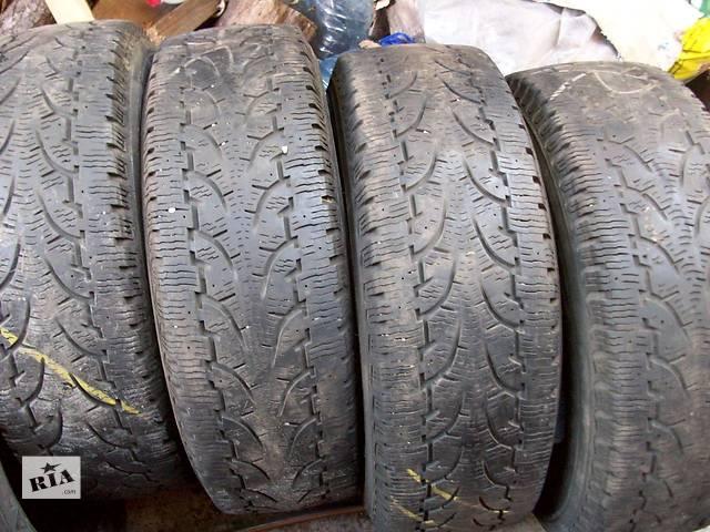 бу R15C Резина зимова бу 215/70 R15C Pirelli Chrono Winter в Киеве