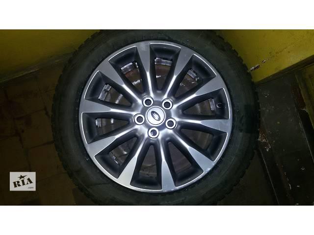 продам R20 диски с шиной для кроссовера Land Rover Vogue лето бу в Киеве