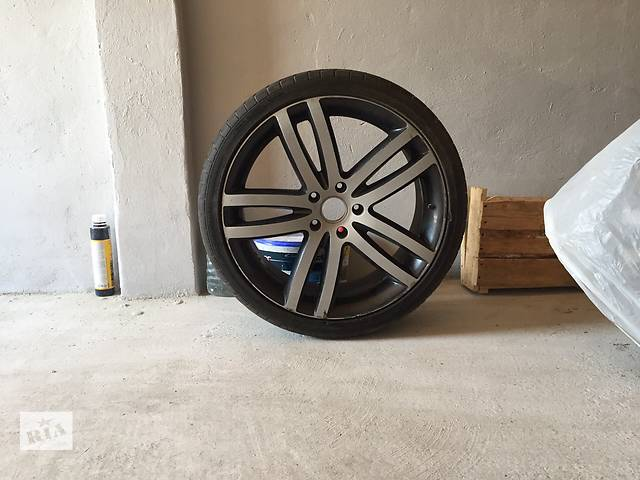 продам R22 WSP (Италия) Диски + резина Porsche Audi Volkswagen бу в Херсоне