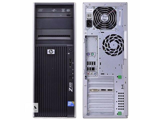 Рабочая станция с Европы! HP Z400 Workstation- объявление о продаже  в Знаменке (Кировоградской обл.)