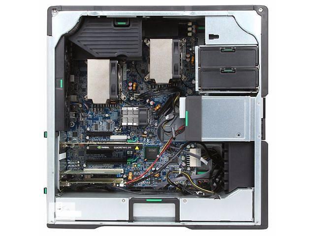 купить бу Рабочая станция  с Европы! HP Z600 Workstation / 2x Xeon Quad E5620 2.4 GHz / 12GB DDR3 / 600GB (10000rpm) / Quadro 2000 в Знаменке