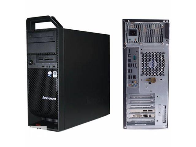 бу рабочая станция с Европы! LENOVO ThinkStation S20 / Xeon Quad W3520 2.67 GHz / 8GB / 250GB / FX3800 в Знаменке