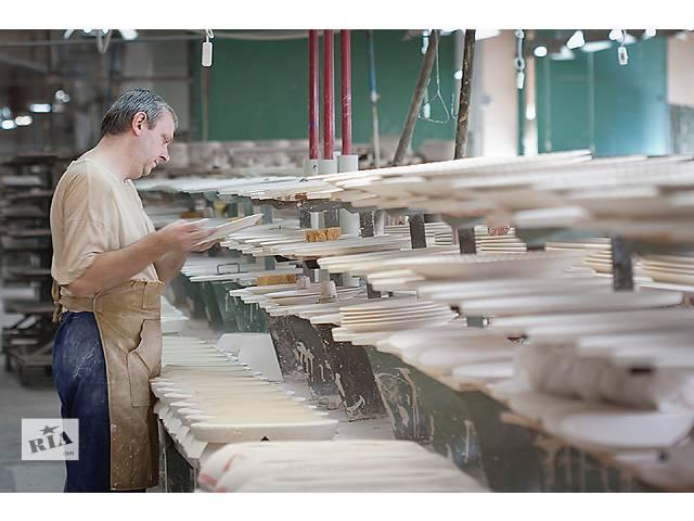 купить бу Рабочий на фарфоровый завод в Чехии. Работа за границей.  в Украине