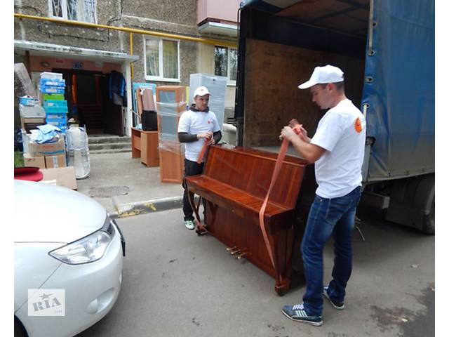бу Работа грузчиков в городе Днепропетровске  в Украине