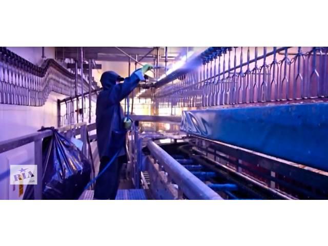 бу Работа на курином или рыбном заводах   в Украине