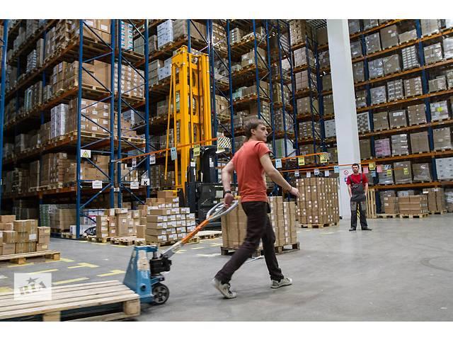 Работа на складах- объявление о продаже   в Украине