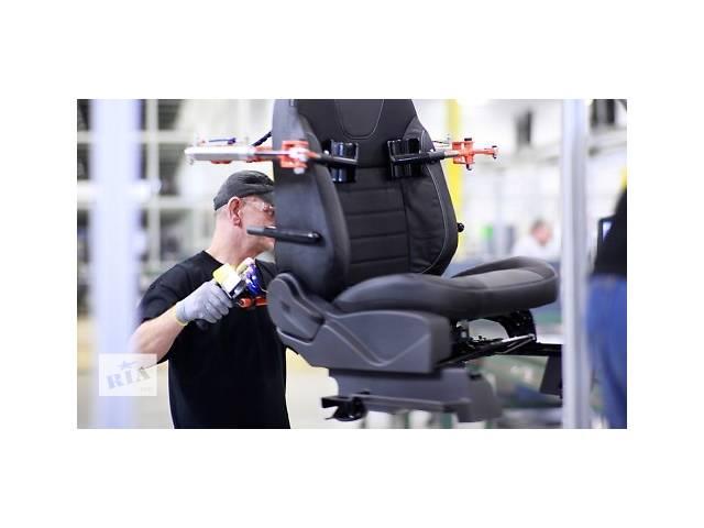 бу Работа в Польше для мужчин на производстве авто кресел  в Украине