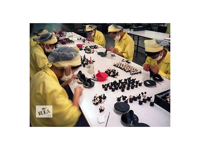 продам Работа в Польше для женщин на производстве игрушек бу  в Украине