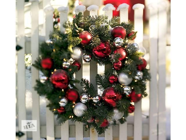 Работа в Польше плетение рождественских венков - объявление о продаже   в Украине