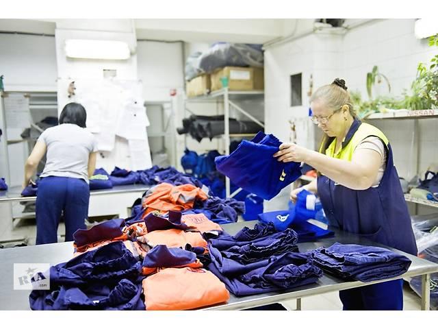 бу Работа в Польше со стоковой одеждой  в Украине
