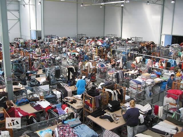 Работа в Польше сортировка одежды- объявление о продаже   в Украине
