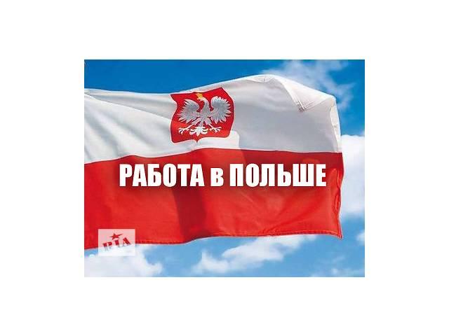 купить бу Работа в Польше в Запорожье