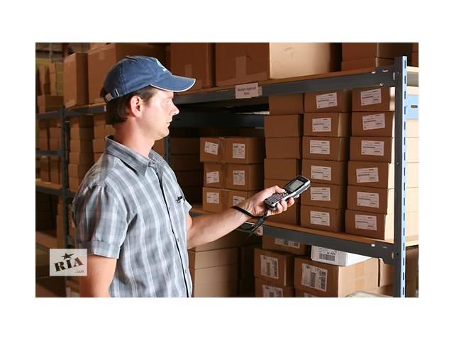 продам  Работник склада со сканером в Польшу  бу  в Украине