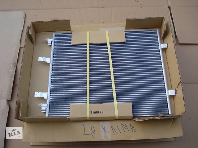 продам Радіатор Б/у, Новий 1.9dci 2.0dci 2.5dci Система охлаждения Радиатор тосола 2001-2012р.в на Nissan Primastar бу в Бориславе