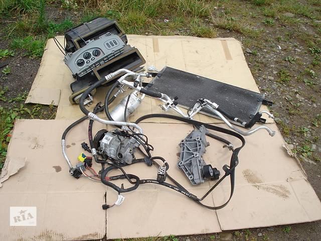 продам Радіатор Б/у, Новий 1.9dci 2.0dci 2.5dci Система охлаждения Радиатор тосола 2001-2012р.в на Opel Vivaro бу в Бориславе