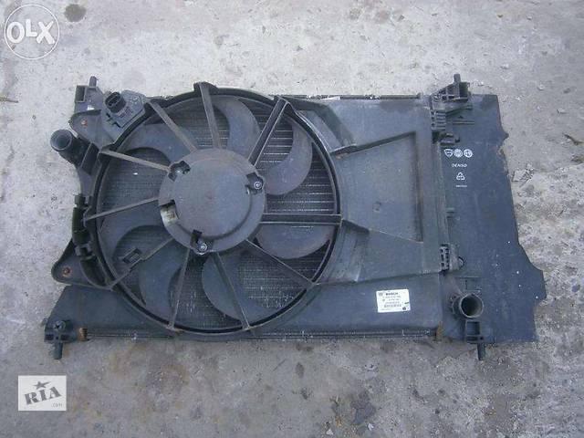 купить бу радиатор основной фиат добло в Виннице