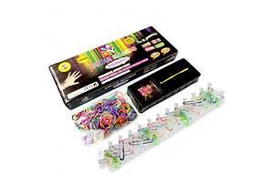 радужные резиночки для плетения. делаем браслеты и сувениры своими руками