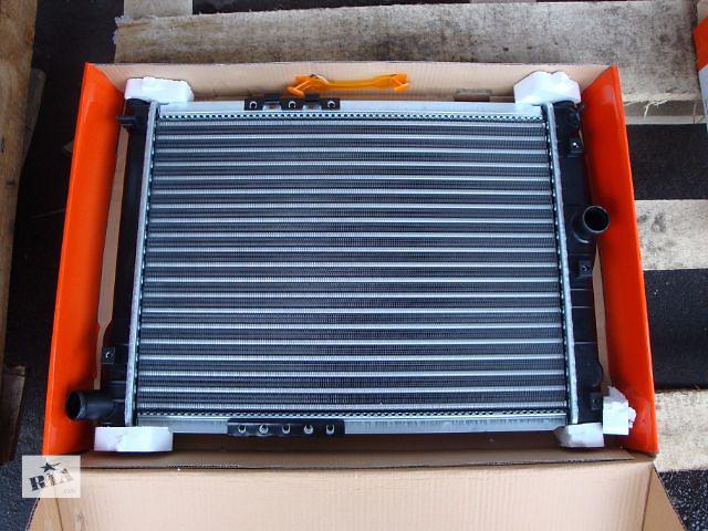 бу Радиатор  Daewoo Lanos без кондиционера в Полтаве