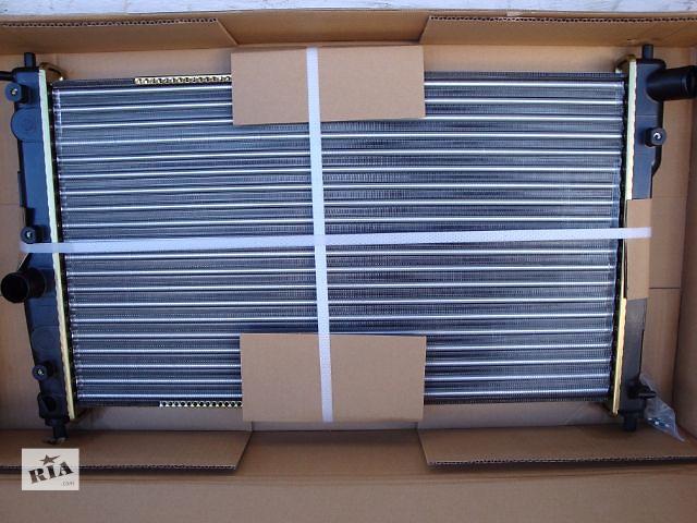 купить бу Радиатор Daewoo Lanos с кондиционером в Полтаве