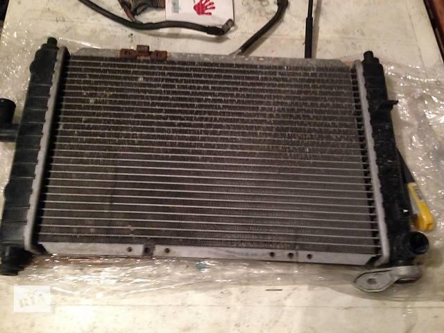 продам Радиатор для Daewoo Matiz бу в Львове