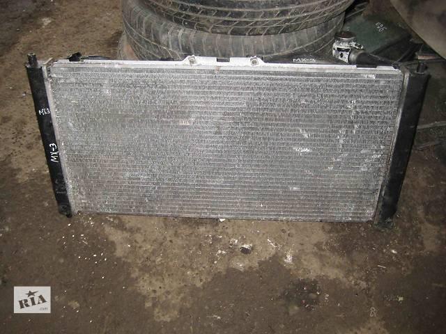 бу  Радиатор для легкового авто Mazda MX-3 в Львове