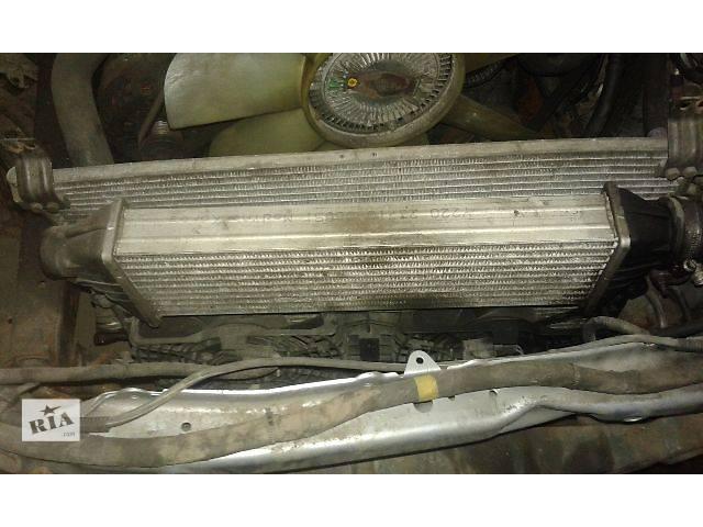бу Радиатор для легкового авто SsangYong Rexton II 2008 в Ровно