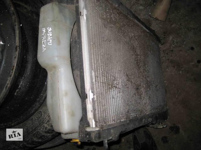 бу  Радиатор для легкового авто Subaru Impreza в Львове