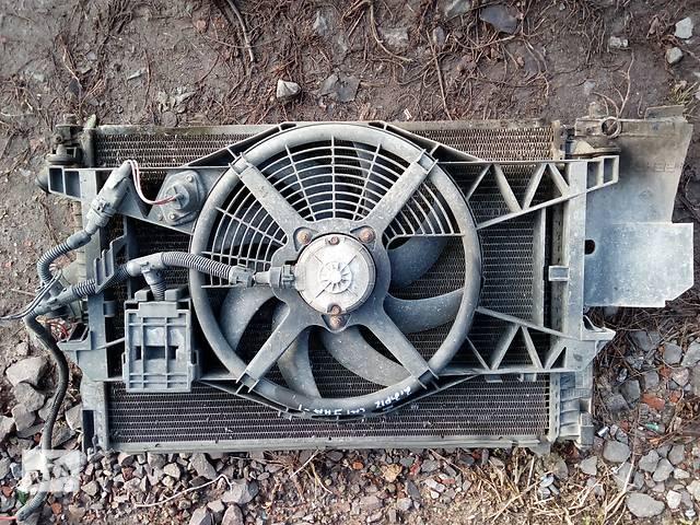 купить бу радиатор для Renault Laguna, 2.2d, 1997 в Львове