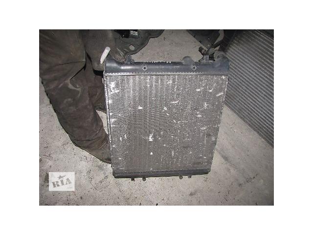 радиатор для Skoda Octavia, 1.6i, 2002, 1J0121253G- объявление о продаже  в Львове