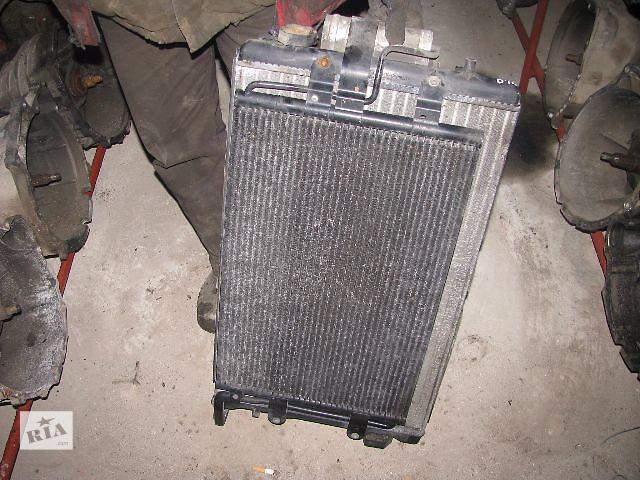 бу радиатор для Skoda Octavia, 1.6i, 2002, 1J0121253N в Львове