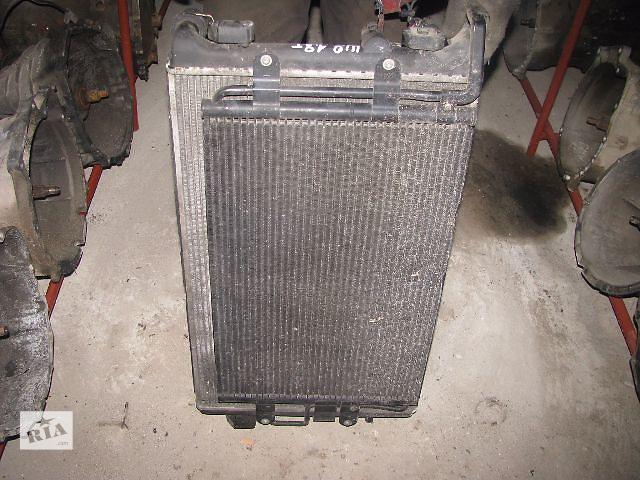 купить бу радиатор для Skoda Octavia, 1.8t, 2002, 1J0121253AD в Львове