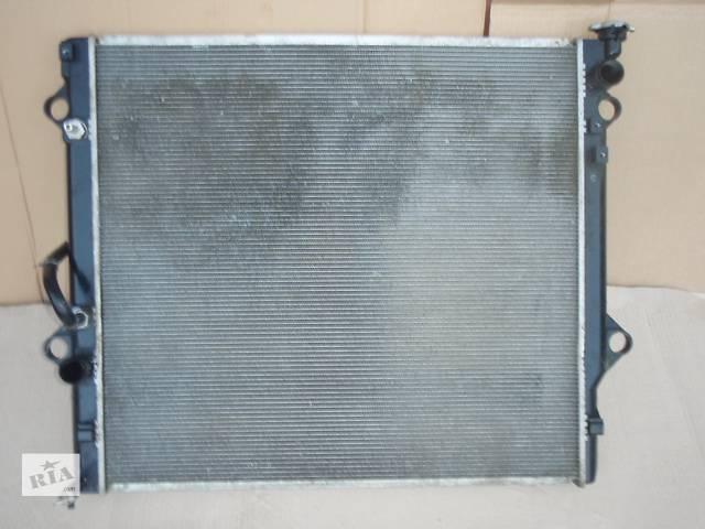 продам радиатор для Toyota Land Cruiser Prado 120 4.0i 2006 бу в Львове