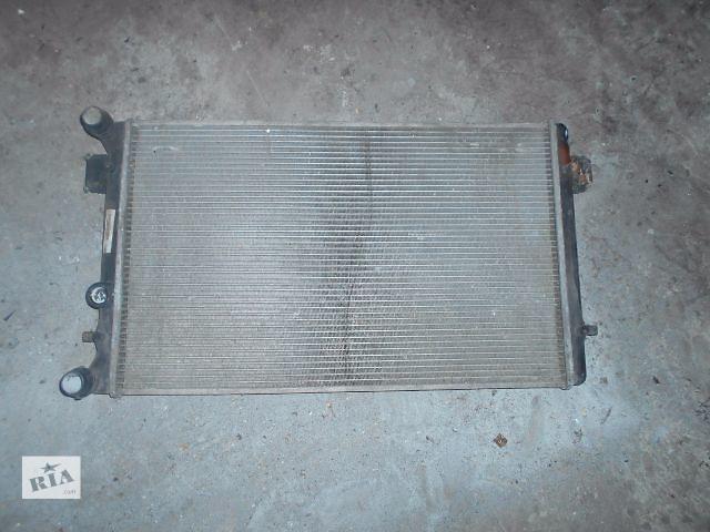 купить бу радиатор для Volkswagen Golf IV, 2000, 1J0121253P в Львове