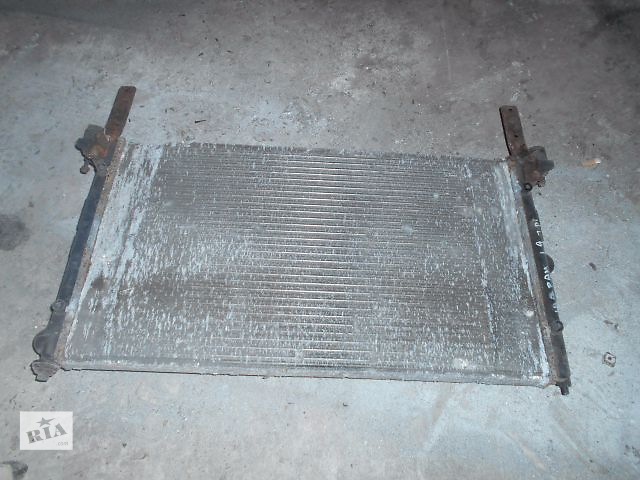 купить бу радиатор для Volkswagen Sharan, 1.9tdi, 2003,  7M3121253G в Львове