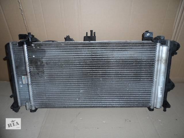 продам Радиатор Фиат Добло Fiat Doblо 1.6 16V бензин 2005-2009 бу в Ровно
