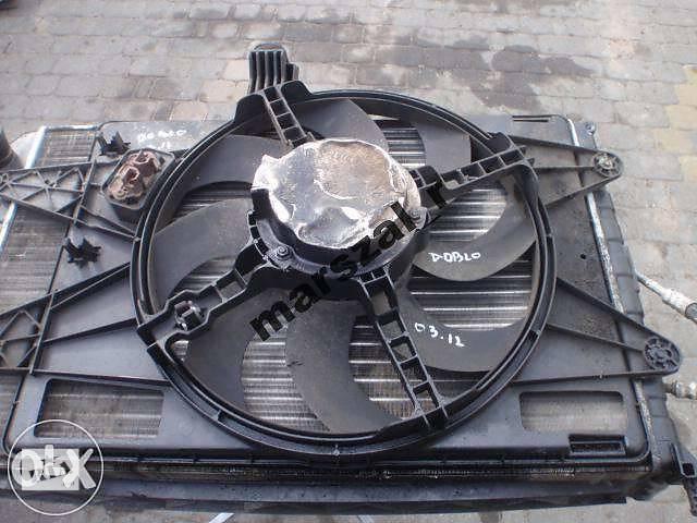 купить бу радиатор фиат добло в Виннице