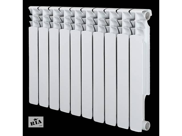 купить бу Радиатор Grunhelm GR500-100 биметаллический в Запорожье