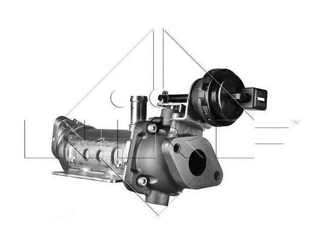 Радиатор клапана EGR Renault Trafic Opel Vivaro 2.0dci 06-- объявление о продаже  в Луцке