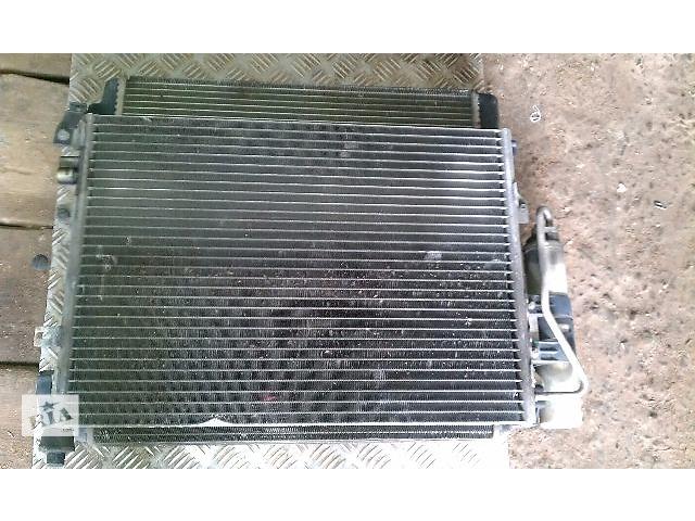 продам  Радиатор кондиционера для легкового авто Renault Kangoo бу в Городке (Львовской обл.)
