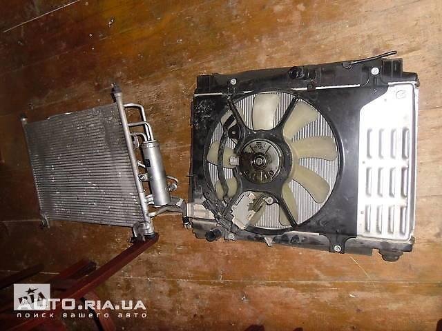 бу Радиатор кондиционера для Mazda 2 в Коломые