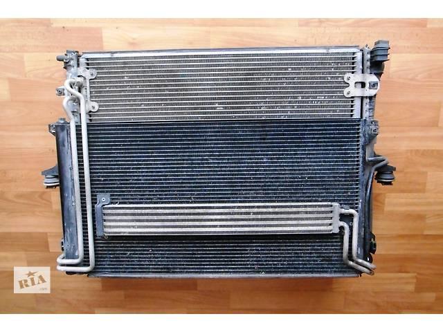 купить бу  Радиатор масла Volkswagen Touareg Туарег 2002 - 2009 в Ровно