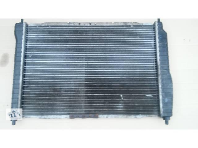 Радиатор охлаждения для легкового авто Chevrolet Aveo 1.6- объявление о продаже  в Тернополе