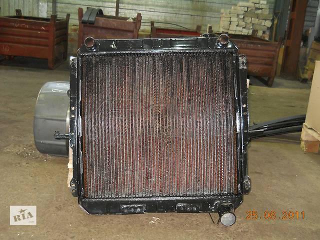Радиатор охлаждения двигателя МАЗ 3-х рядный- объявление о продаже  в Днепре (Днепропетровске)