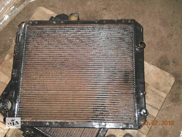 продам Радиатор охлаждения двигателя МАЗ 4-х рядный (Евро) бу в Днепре (Днепропетровск)