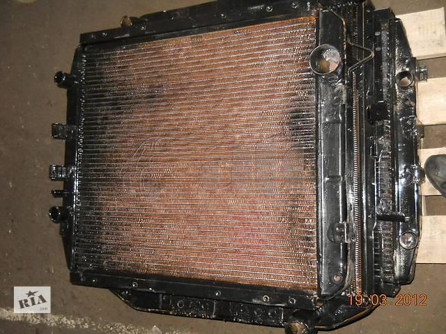 купить бу Радиатор охлаждения двигателя МАЗ 4-х рядный в Днепре (Днепропетровск)