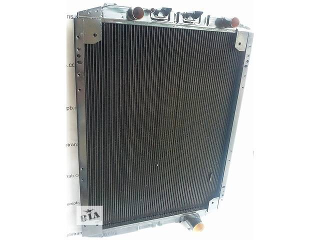 Радиатор охлаждения двигателя МАЗ-543208 4-х рядный (Евро)- объявление о продаже  в Днепре (Днепропетровск)