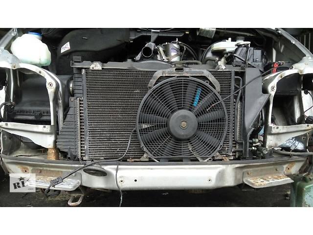 Радиатор охлаждения двигателя основной, воды Mercedes Sprinter Мерседес Спринтер W 903, 901- объявление о продаже  в Ровно