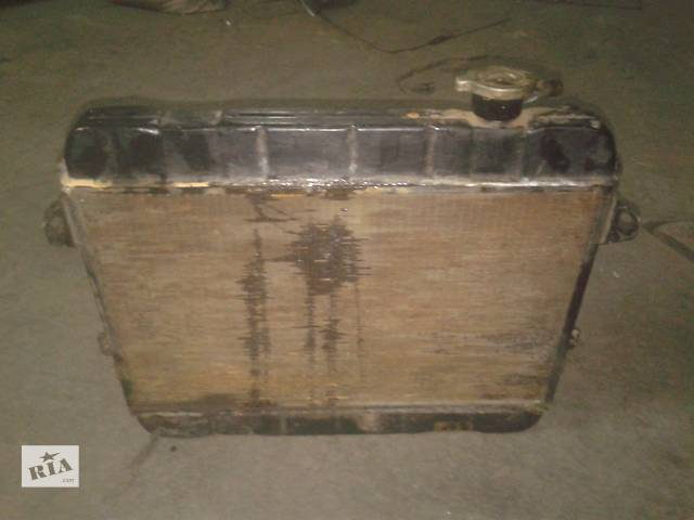продам Радиатор охлаждения Ваз 2101 (Медный) бу в Кременчуге