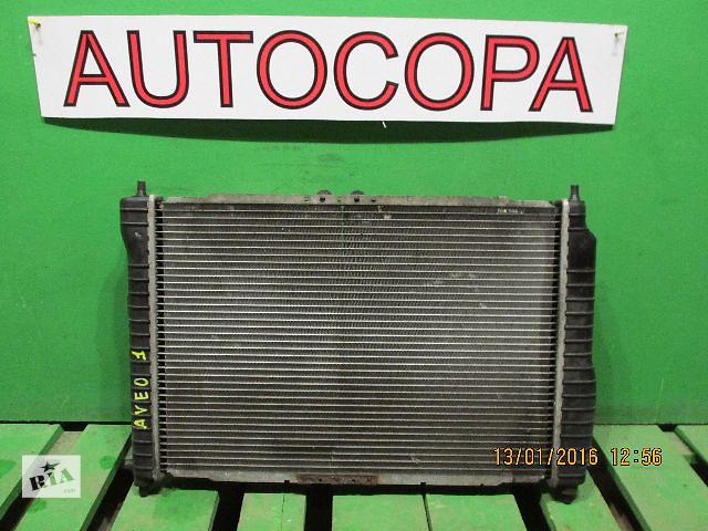 продам Радиатор охолодження для легкового авто Chevrolet Aveo бу в Львове